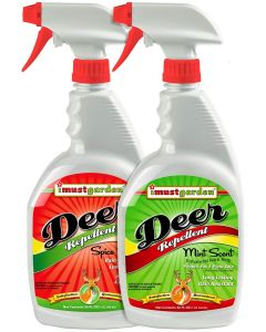 Deer Duo Special Mint and Spice Scent repellent
