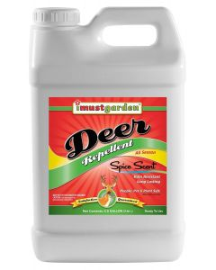 Deer Repellent Spice Scent 2.5 Gallons Ready-to-Use