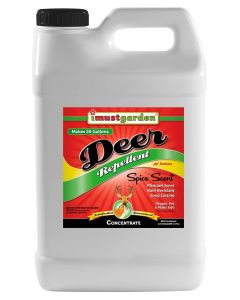 Spice Scent Deer Repellent - 2.5 Gal Concentrate