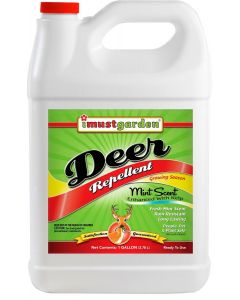 Deer Repellent Mint Scent - 1 Gal