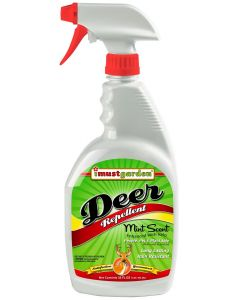 Deer Repellent Mint Scent 32oz Ready-to-Use