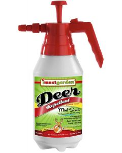 Deer Repellent-Mint Scent 45oz Pressure Sprayer