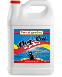 Dog & Cat Repellent - 1 Gallon