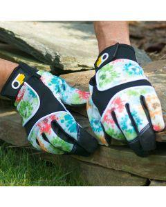 Women's Floral Gloves