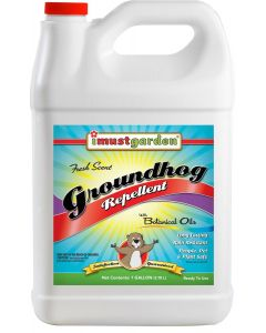 Groundhog Repellent - 1 Gallon