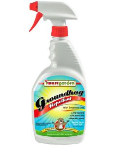 Groundhog Repellent 32oz Trigger Spray