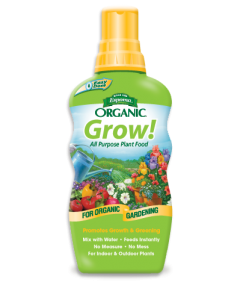 Espoma GR24 2-2-2 Organic Grow Fertilizer, 24 oz
