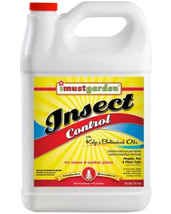 I Must Garden Mosquito, Tick & Flea Control  1 Gal Ready-to-Use