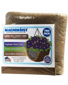Magnimoist Large Wall Basket Liner 10969