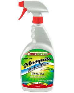 Mosquito, Tick & Flea Spray
