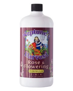 Neptune's Harvest Organic Rose & Flowering
