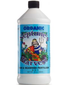 Neptune's Harvest Oroganic Fish and Seaweed Blend Fertilizer
