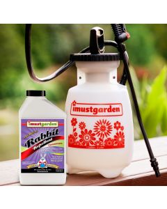 Rabbit Repellent with Gallon Sprayer