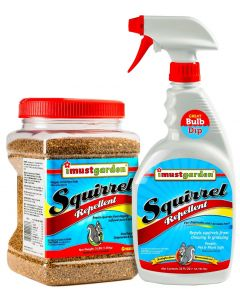 Squirrel ultimate repellent