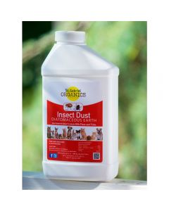 St. Gabriel Insect Dust Flea and Tick Killer Diatomaceous Earth
