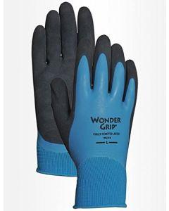 Wonder Grip for wet, messy jobs