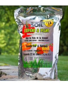 Wonder Soil Expand and Plant planting mix