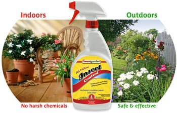 Insect Control | Repel Insects from your plants | Natural Insect Control