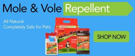Mole & Vole Repellent
